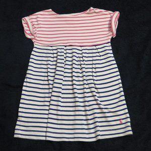JOULES UK 🇬🇧 - 8 years Nautical striped dress